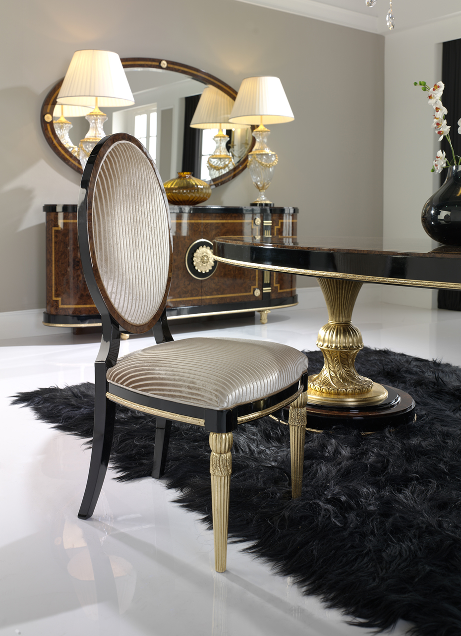 Le Marais Collection Chair 50142 Furniture From Spain
