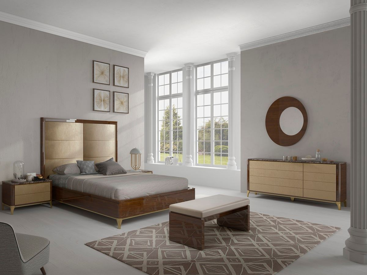 Soho Bedroom Furniture Soho Complete Bedroom Furniture From Spain