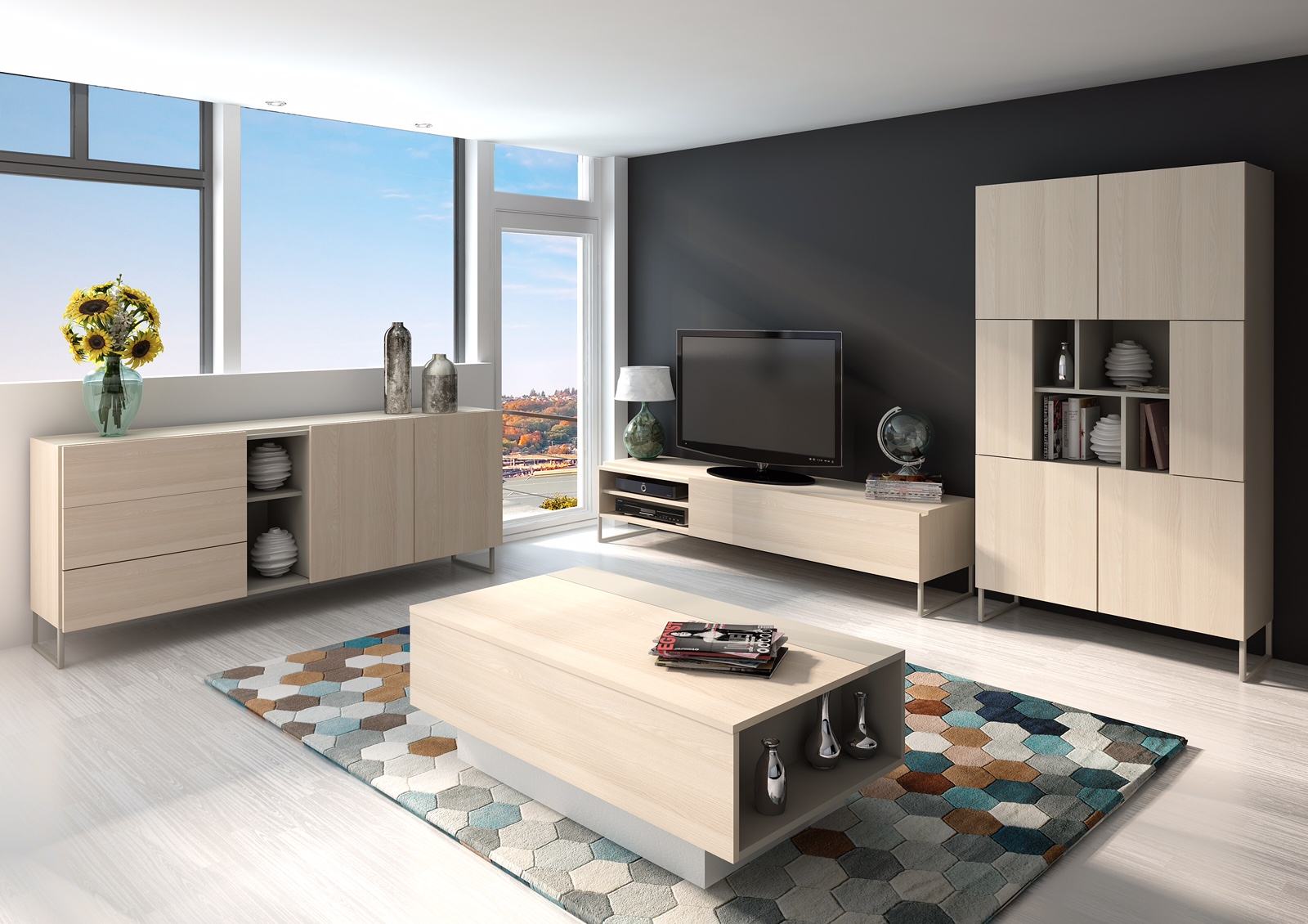 Modular living room Furniture from Spain
