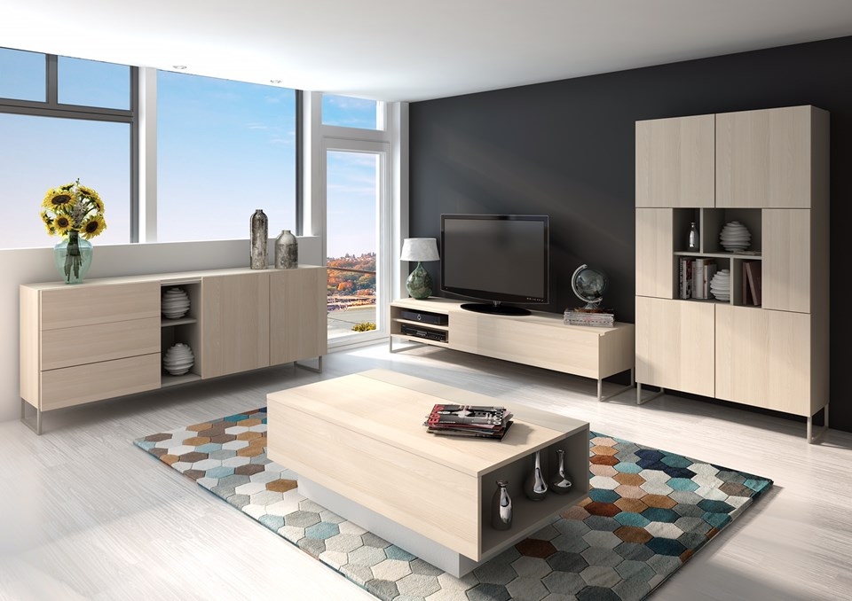 Modular living room | Furniture from Spain