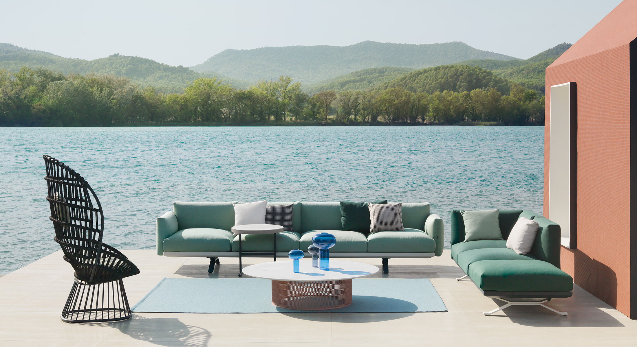 Kettal Cala Lounge Collection Furniture From Spain