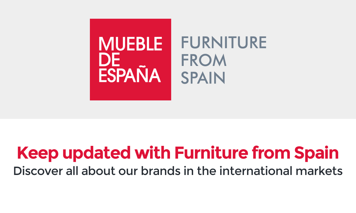 Newsroom furniture from spain for Alpuch muebles