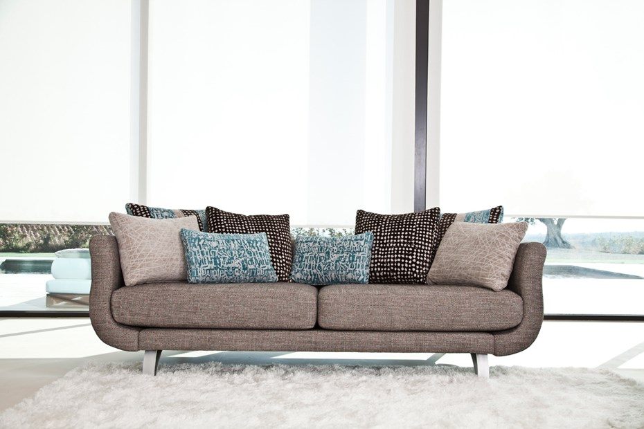 The LEXUS sofa: add intrigue and beauty to you lounge space
