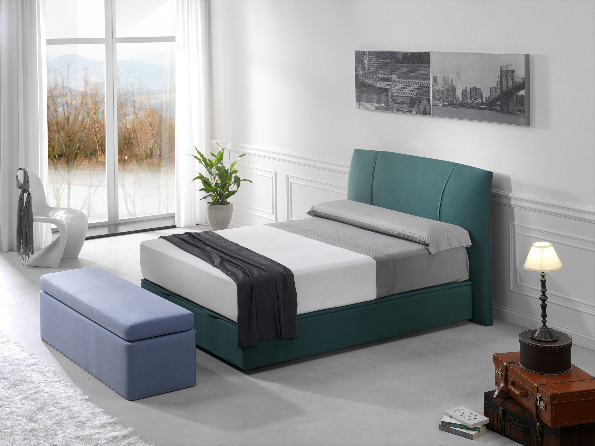 Modern Bedroom Ambiente Furniture