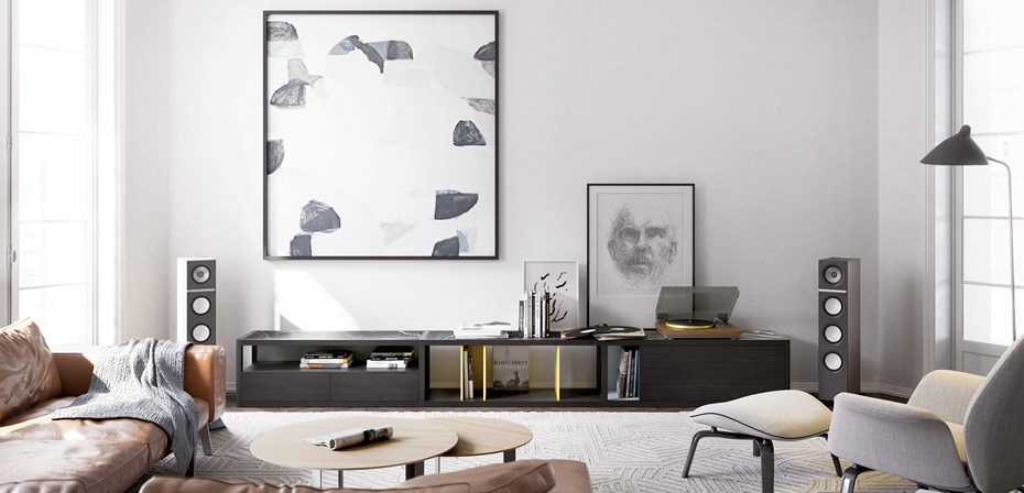 KAI living room collection, TREKU