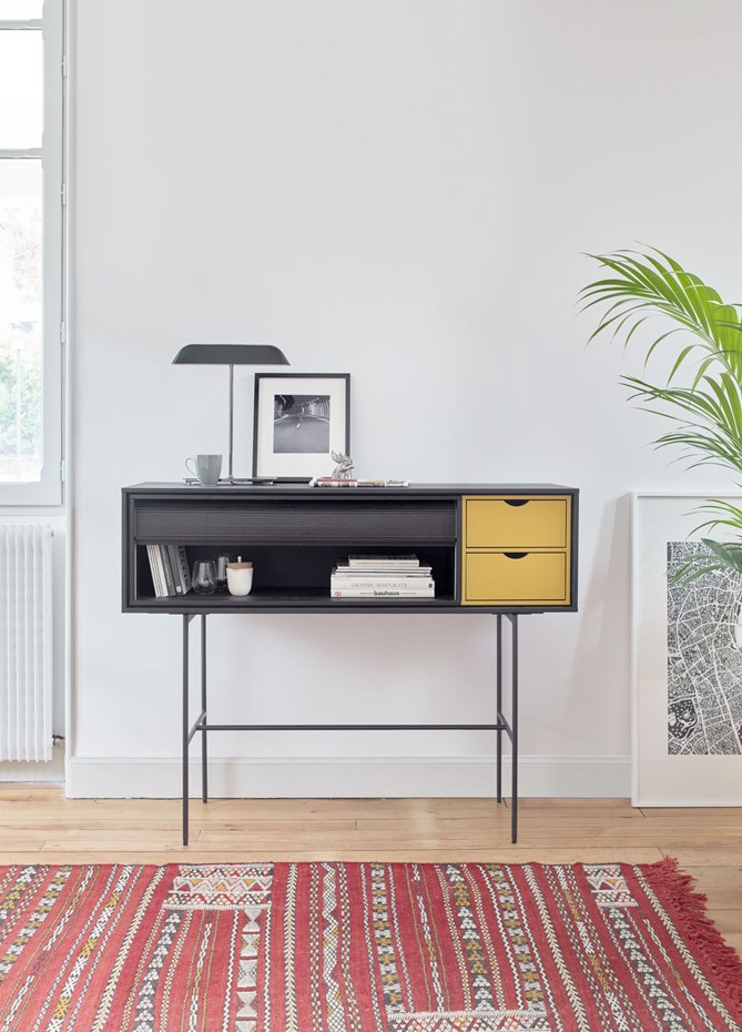 New sideboard from the AURA collection