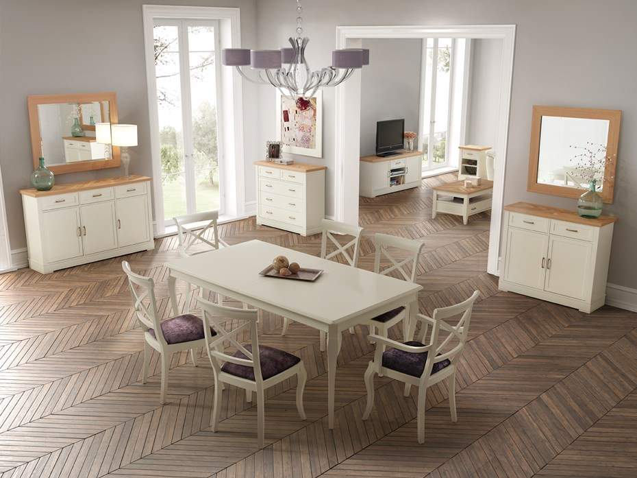 panamar-muebles-white-lacquered-dining-room-furniture