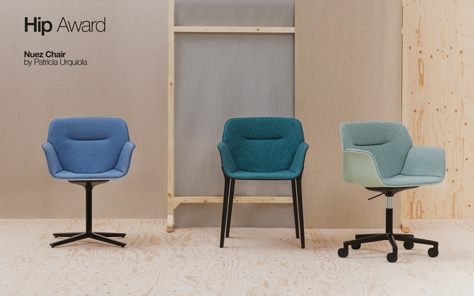 Top awards at neocon 2017 for the spanish andreu world for Worlds best furniture