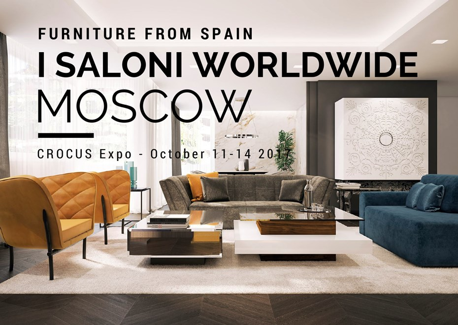 Destination Russia 11 Spanish Furniture Companies On Display At I