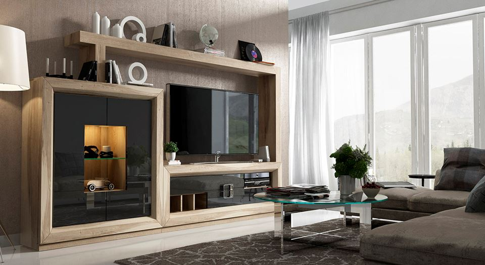 ENZO modular living room | Furniture from Spain