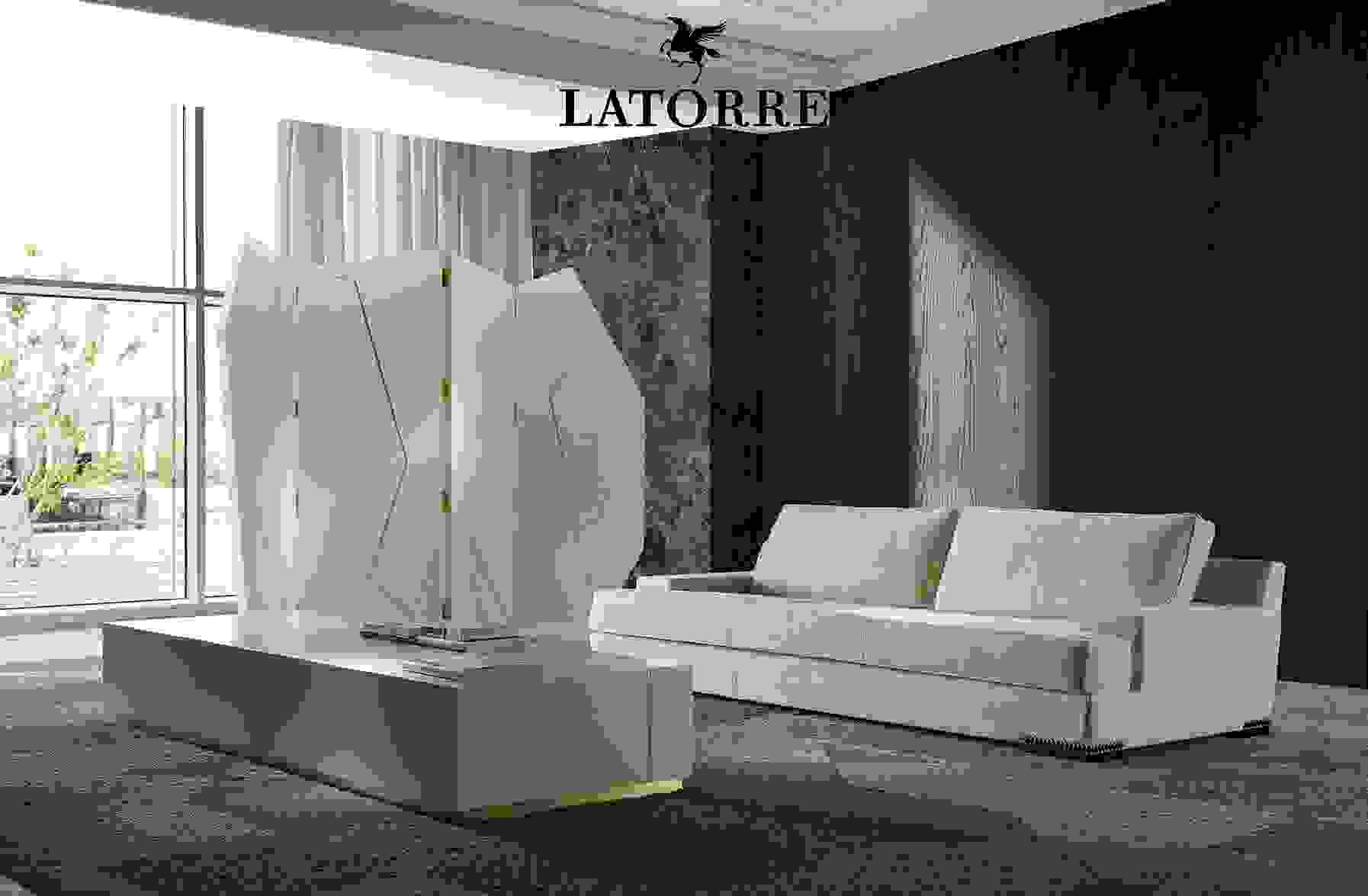 latorre-Four Seasons sofa & Cambon coffe table and screen.jpg