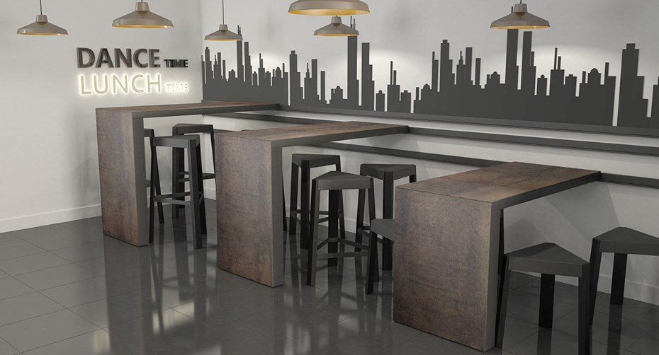 Cancio Launches The New Collection Of Movable Bars And