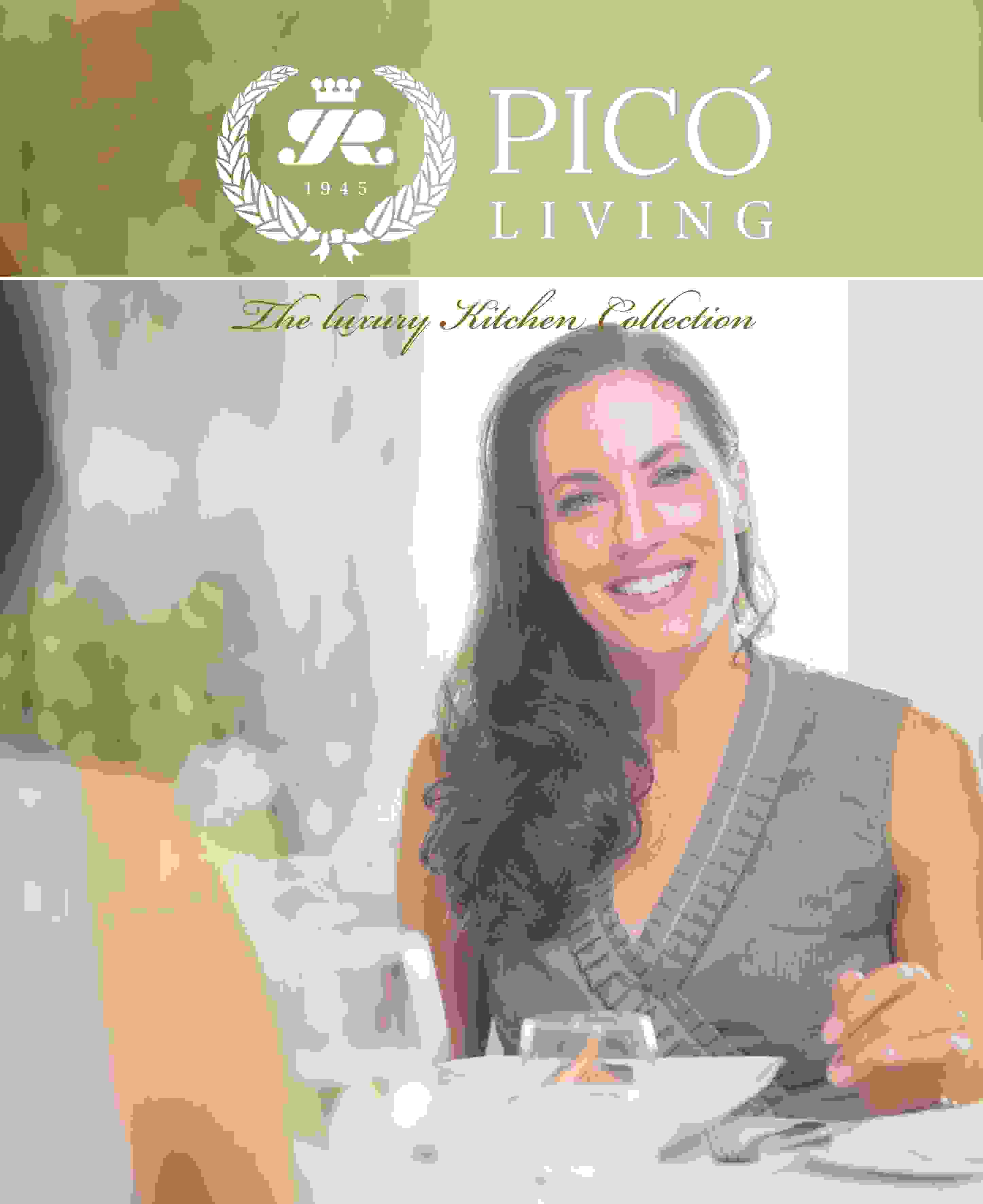 Picó - The luxury kitchen collection 2017-portada.jpg