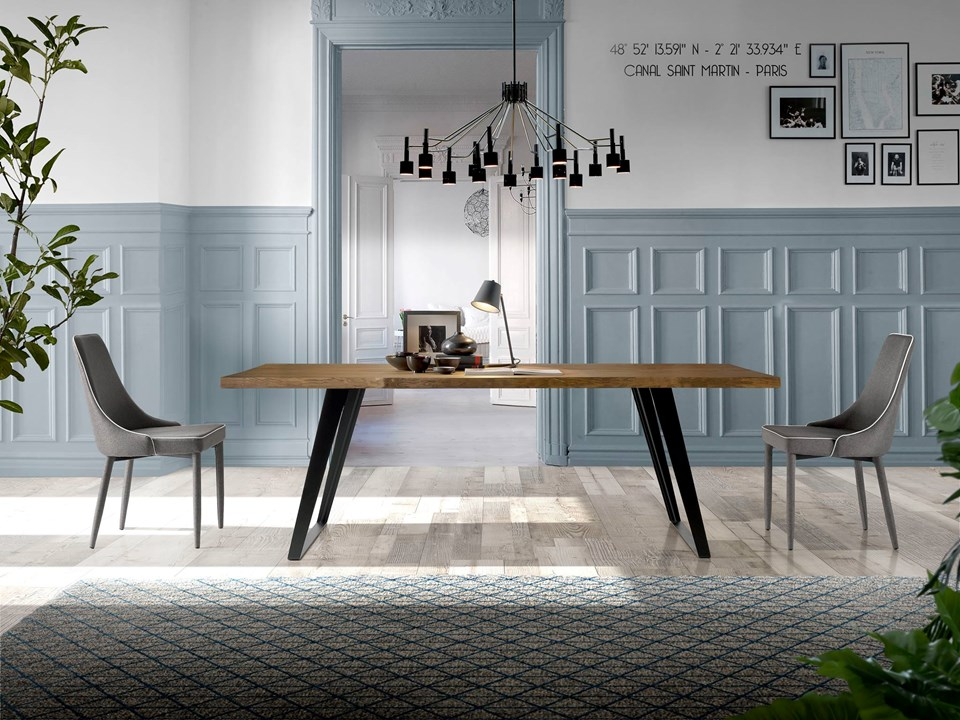 Dupen Dugarhome Brooklyn Dining Table
