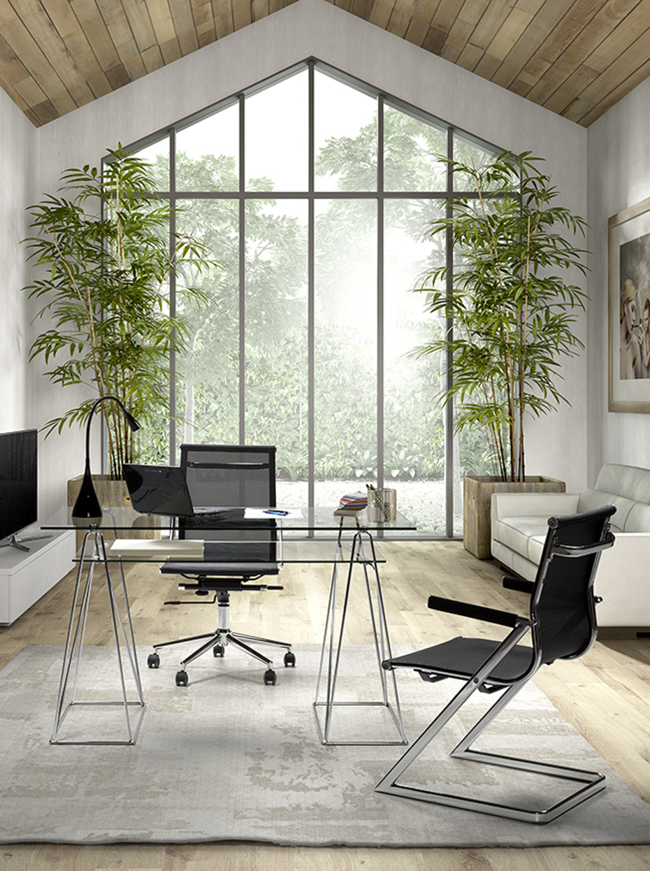 Peaks home office desk furniture from spain - Sofas camino a casa ...