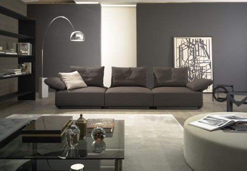 LONGPLAY sofa by CASADESUS