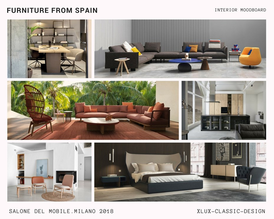salone-mobil-milano-2018-furniture-from-spain-moodboard