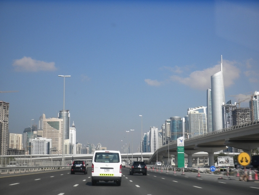 Dubai, the fastest growing city in the world