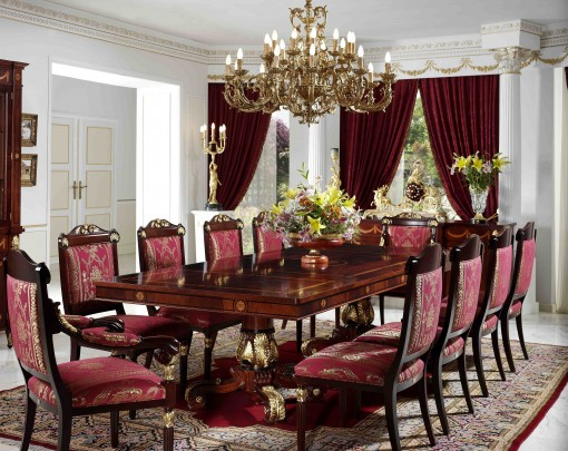 soher royale dining room