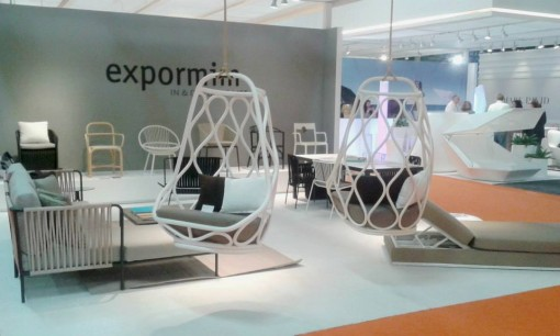 The stand of EXPORMIM at HD Las Vegas