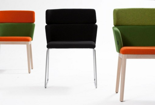 The new CONCORD collection by Claesson Koivisto Rune for CAPDELL. Spanish design brands on showcase at ICFF New York   Furniture