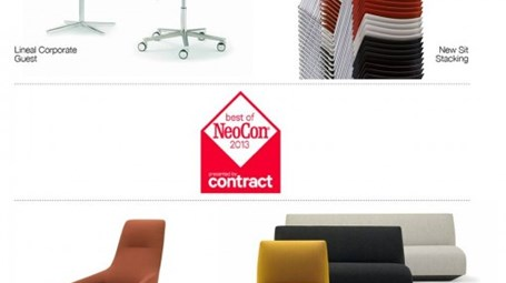 NEOCON AWARD ANDREU WORLD