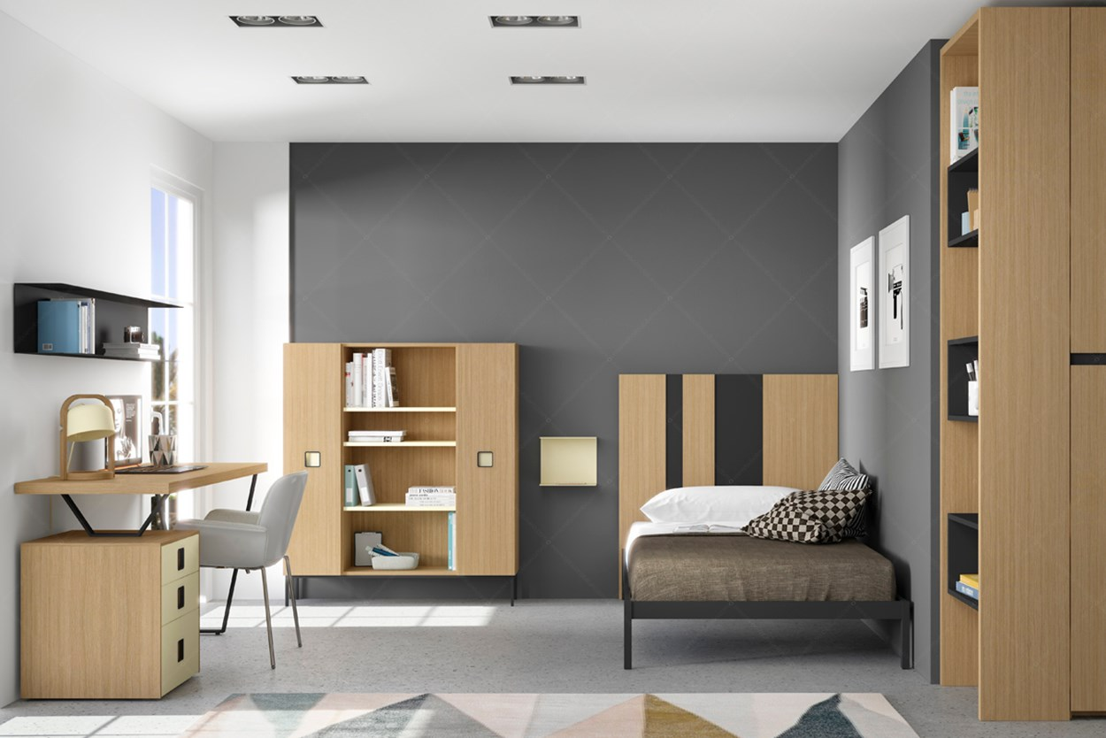 gen z collection senior bedroom furniture from spain