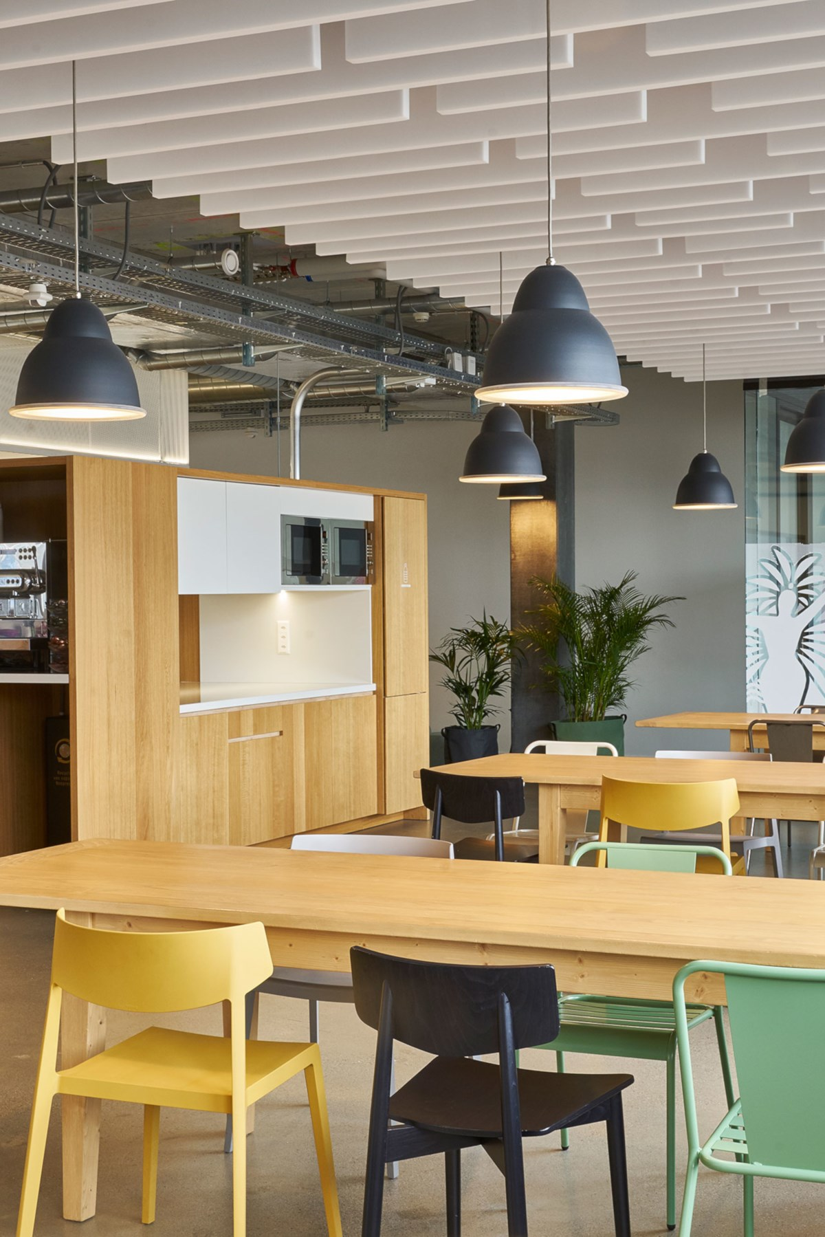 Mci Group Offices Furniture From Spain