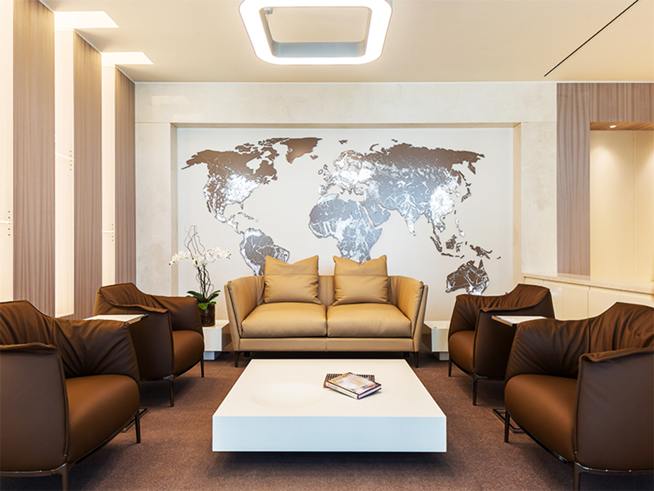 Allen Overy Offices Furniture From
