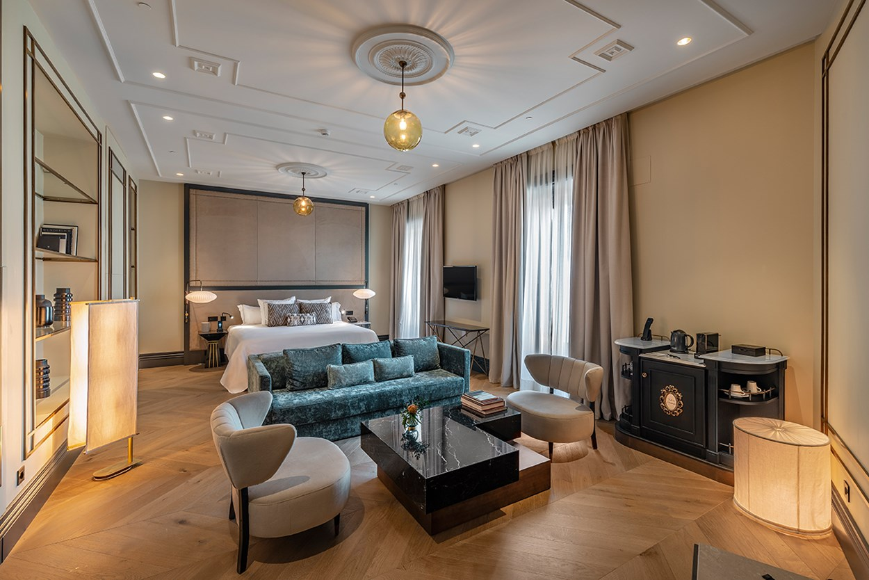 Hotel Coolrooms Atocha Furniture From