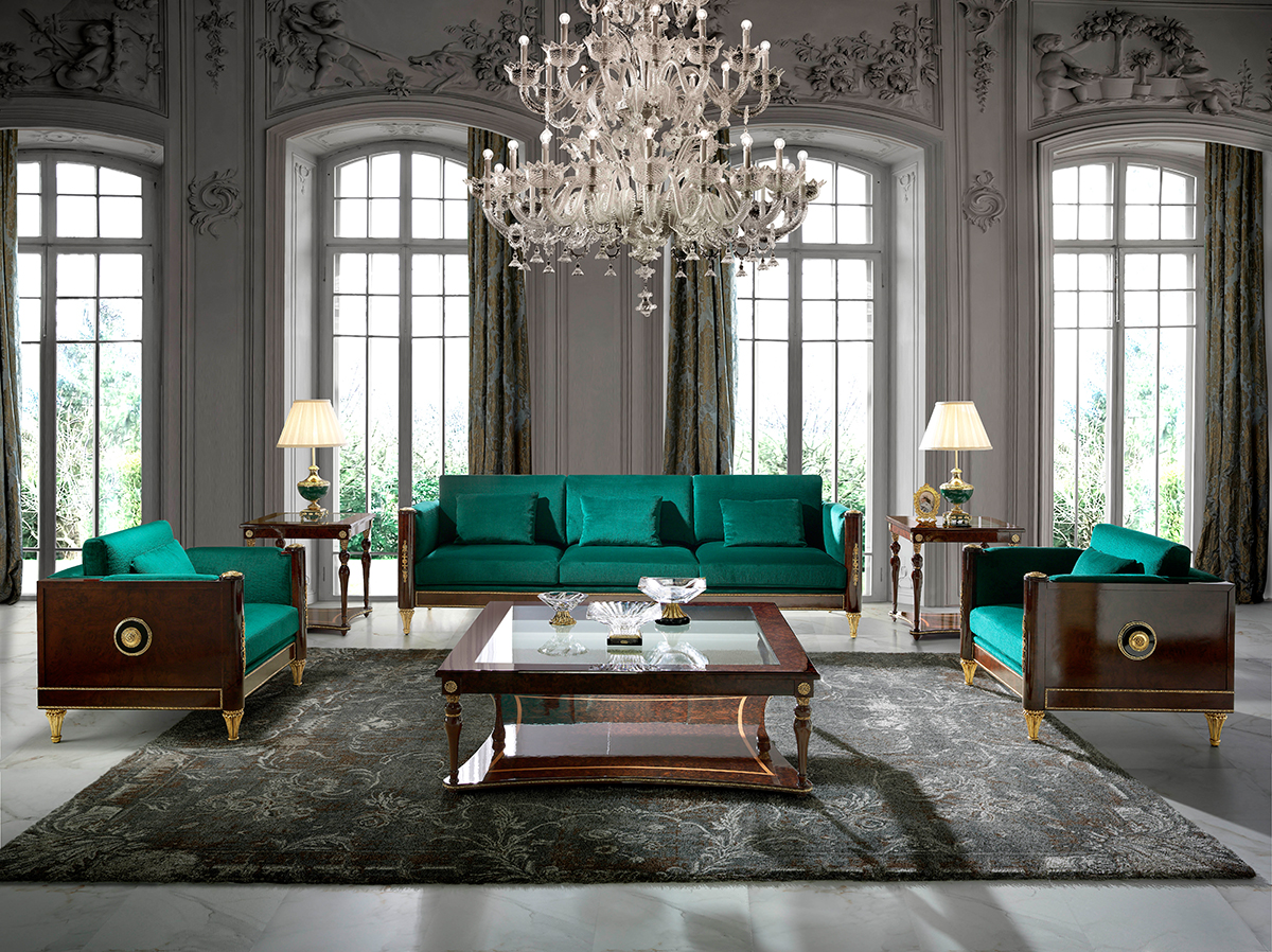 The grand style of the new PALACE luxury collection from ...