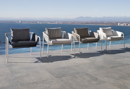 The NUA outdoor collection