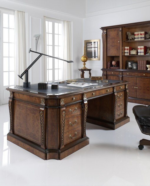 Dal Sophisticated High End Executive Office Furniture By Hurtado Furniture From Spain