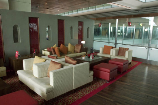 GRASSOLER, Terminal 3 International Airport Dubai, UAE - Business Class Lounge