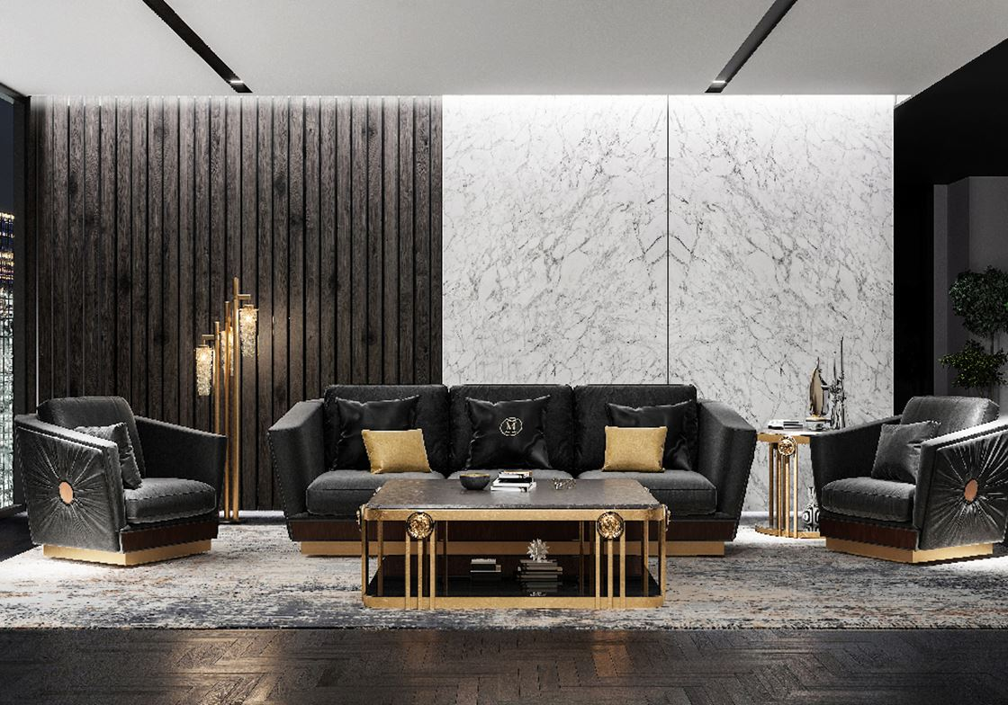 MAYFAIR living room  Furniture from Spain