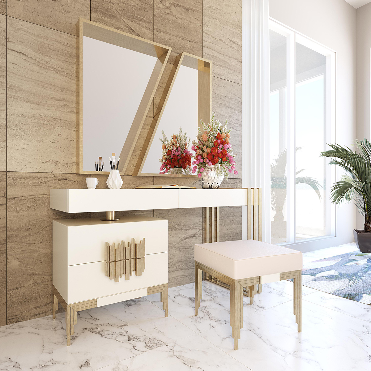 NEW BELLA dressing table  Furniture from Spain