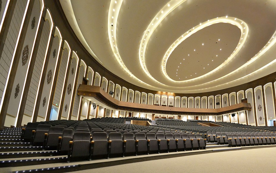 euro-seating-taibah-university-medina-saudi-arabia
