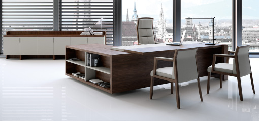 FREEPORT office furniture collection by Dorigo Design. OFIFRAN