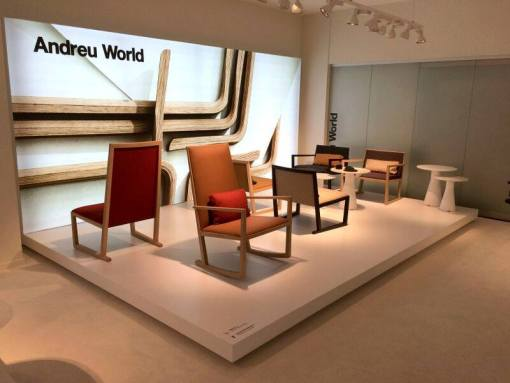 Latest designs of ANDREU WORLD in Chicago...
