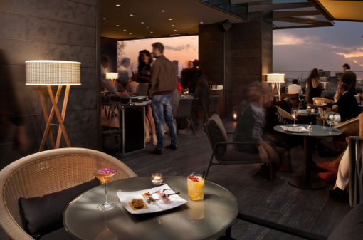 KETTAL's style and comfort feature in the Radio Rooftop Bar