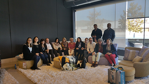 8 German Interior Designers On Visit To Spain S Design Companies