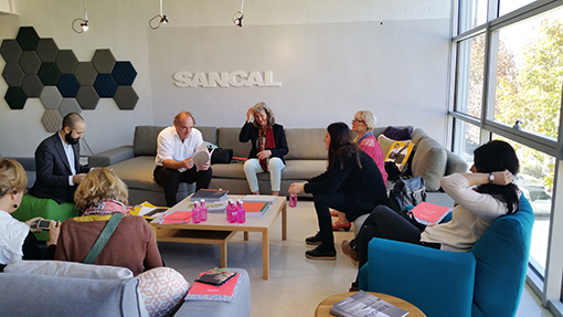 8 German Interior Designers On Visit To Spains Design Companies