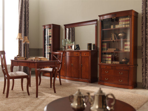 Panamar muebles homes with warmth all around the world for Akara muebles yecla