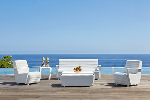 SKYLINE DESIGN, AXIS Outdoor Furniture Collection