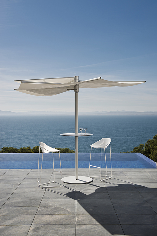 OM sunshade with table NEW!