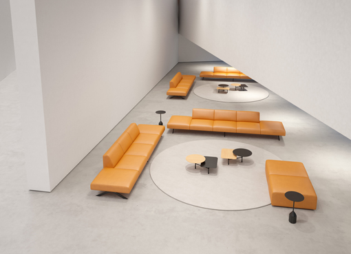 SISTEMA living system by Lievore Altherr Molina for VICCARBE