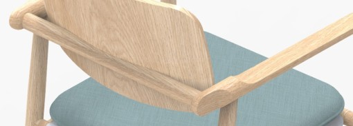 BELK chair by Spuznar Studio for CAPDELL