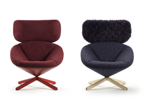 TORTUGA seating collection by NADADORA for SANCAL
