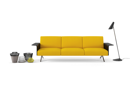SISTEMA sofa by Lievore Altherr Molina for VICCARBE