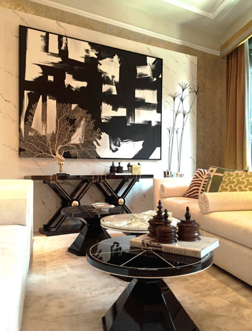 Living Room Paris Combo Letra